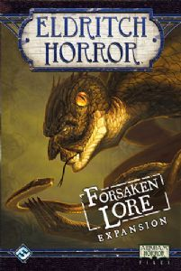 Eldritch Horror : Forsaken Lore